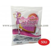Golo. Chupetin MINI PALETA Red / corazon x50**